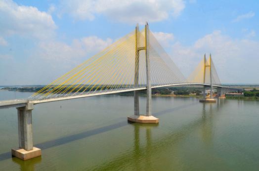 ネアックルン橋(つばさ橋)が開通 | ニュースリリース | 新着情報 ...
